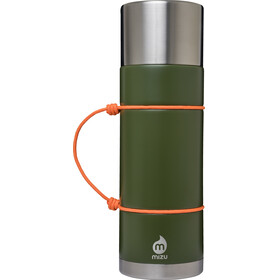 MIZU V10 Insulated Bottle 1000ml Enduro Army Green